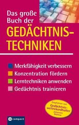 Das große Buch der Gedächtnistechniken