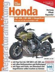 Honda CBF 600 ab Modelljahr 2008; .