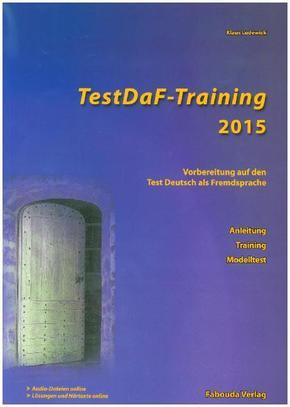TestDaF-Training 20.15: Text- und Übungsbuch