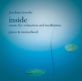 inside - music for relaxation and meditation, Audio-CD