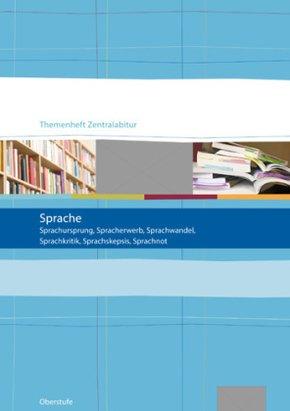 Sprachursprung, Spracherwerb, Sprachentwicklung, Sprachkritik, Sprachskepsis, Sprachnot