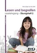 Lesen und begreifen: Übungsheft für die 7./8. Klasse; H.2