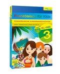 Französisch für Kids - Der verschollene Schatz, 1 Audio-CD