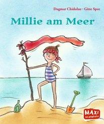 Millie am Meer - Maxi Bilderbuch