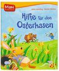 Hilfe für den Osterhasen - Maxi Bilderbuch