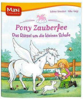Pony Zauberfee, Das Rätsel um die kleinen Schafe