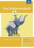 Das Elefantenbuch, Ausgabe 2010: 2. Schuljahr, Schreiben und Rechtschreiben, Vereinfachte Ausgangsschrift
