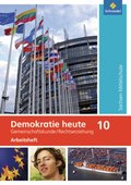 Demokratie heute, Mittelschule Sachsen: 10. Schuljahr, Arbeitsheft