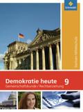 Demokratie heute, Mittelschule Sachsen: 9. Schuljahr, Schülerbuch