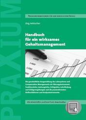Handbuch für ein wirksames Gehaltsmanagement, m. CD-ROM