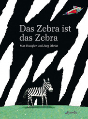 Das Zebra ist das Zebra