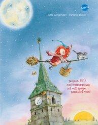Frida, die kleine Waldhexe - Donner, Blitz und Sonnenschein, ich will immer pünktlich sein!