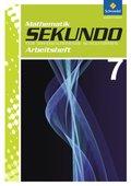 Sekundo, Ausgabe 2009: 7. Schuljahr, Arbeitsheft