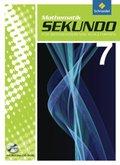 Sekundo, Ausgabe 2009: 7. Schuljahr, Schülerband m. CD-ROM