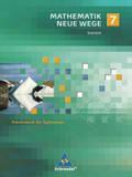Mathematik Neue Wege, Ausgabe 2009 Saarland: 7. Schuljahr, m. CD-ROM