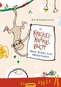 Krickel-Krakel Buch - Mehr Bilder zum Weitermalen