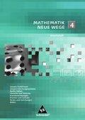 Mathematik Neue Wege, Arbeitshefte: Arbeitsheft 4