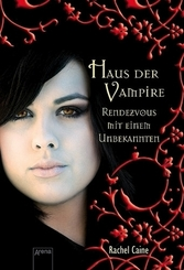 Haus der Vampire - Rendezvous mit einem Unbekannten