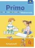 Primo Mathematik, Ausgabe 2009: 4. Schuljahr, Arbeitsheft