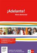 ¡Adelante!: Nivel elemental, Cuaderno de actividades m. MP3-CD u. CD-ROM