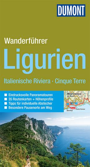 DuMont Wanderführer - Wandern in Ligurien