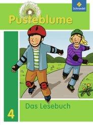 Pusteblume, Das Lesebuch, Allgemeine Ausgabe 2009: 4. Schuljahr, Schülerband