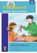 Pusteblume - Mensch, Natur und Kultur, Ausgabe 2010 Baden-Württemberg: 2. Schuljahr, Das Schulbuch