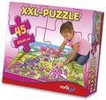 Boden-Puzzle Prinzessin (Kinderpuzzle)
