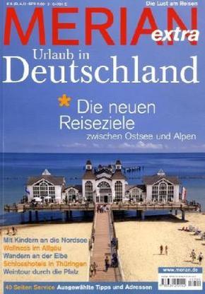 Merian Urlaub in Deutschland