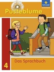 Pusteblume, Das Sprachbuch, Allgemeine Ausgabe 2009: 4. Schuljahr, Das Sprachbuch