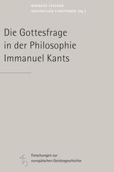 Die Gottesfrage in der Philosophie Immanuel Kants