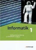 Informatik: Softwareentwicklung mit Greenfoot und BlueJ, m. CD-ROM; Bd.1