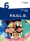 P.A.U.L. D., Differenzierende Ausgabe: 6. Klasse, Schülerbuch
