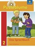 Pusteblume, Das Sprachbuch, Ausgabe 2010 Baden-Württemberg: 2. Schuljahr, Das Sprachbuch