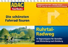 ADAC TourBooks Die schönsten Fahrrad-Touren, Ruhrtal-Radweg