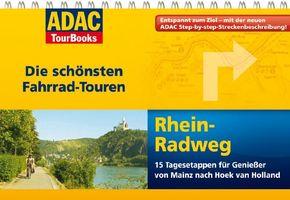 ADAC TourBooks Die schönsten Fahrrad-Touren, Rhein-Radweg