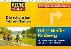 ADAC TourBooks Die schönsten Fahrrad-Touren, Oder-Neiße-Radweg