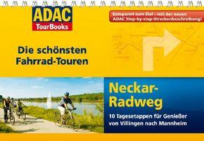 ADAC TourBooks Die schönsten Fahrrad-Touren, Neckar-Radweg