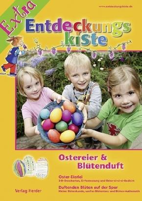 Entdeckungskiste Extra; Ostereier & Blütenduft