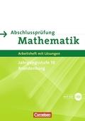 Abschlussprüfung Mathematik: Jahrgangsstufe 10, Brandenburg, m. CD-ROM, Neubearbeitung