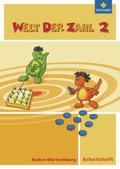 Welt der Zahl, Ausgabe 2010 Baden-Württemberg: 2. Schuljahr, Arbeitsheft