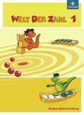 Welt der Zahl, Ausgabe 2010 Baden-Württemberg: 1. Schuljahr, Schülerband