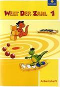 Welt der Zahl, Ausgabe 2010 Berlin, Brandenburg, Bremen, Mecklenburg-Vorp, Thüringen u. Sachsen-A.: 1. Schuljahr, Arbeitsheft