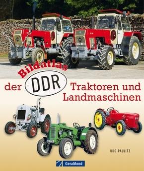 Bildatlas der DDR - Traktoren und Landmaschinen