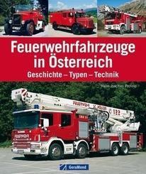 Feuerwehrfahrzeuge in Österreich