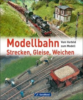 Modellbahn Strecken, Gleise, Weichen