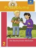 Pusteblume, Die Werkstatt-Sammlung (2010): 2. Schuljahr, Rechtschreib-Werkstatt