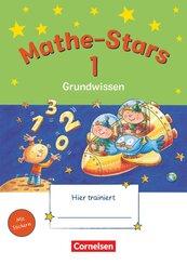 Mathe-Stars - Grundwissen - 1. Schuljahr