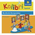 Kolibri-Spezial: Berühmte Komponisten, 1 Audio-CD