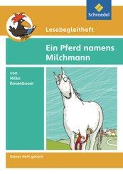 Hilke Rosenboom 'Ein Pferd namens Milchmann', Lesebegleitheft